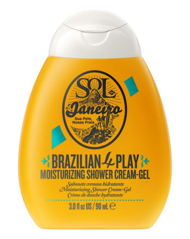 Sol De Janeiro Brazilian 4 Play Moisturizing Shower Cream Gel - 90ml
