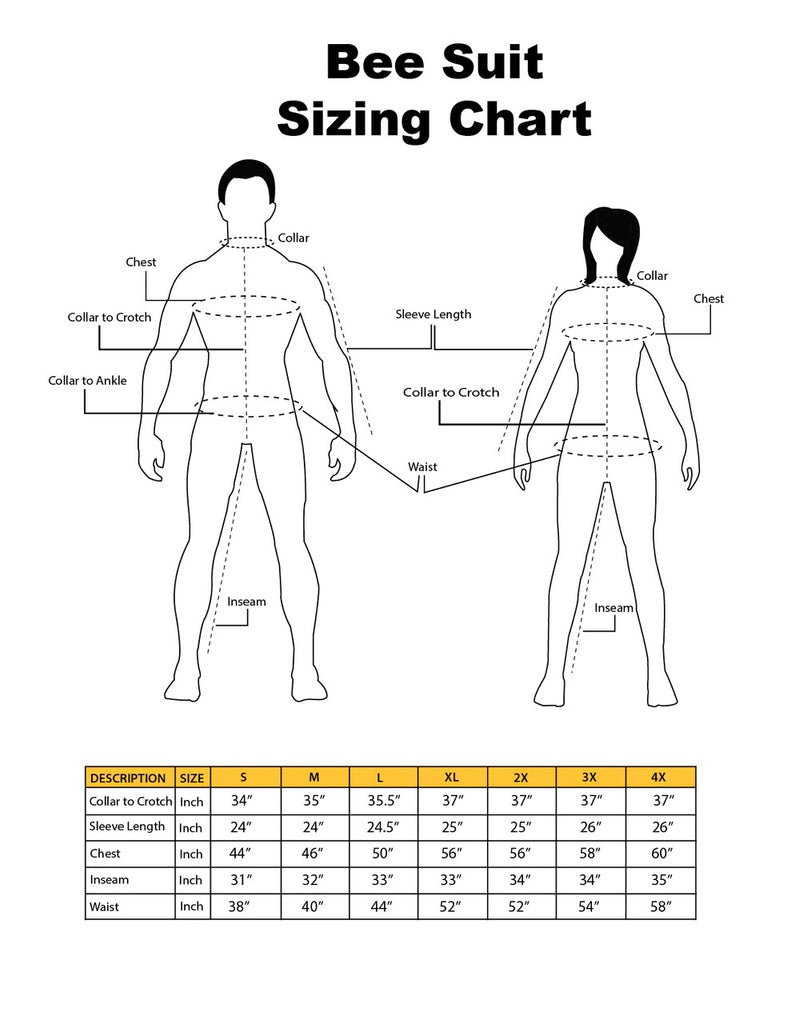 ApiHex clothing charts for suits and jackets. Small Medium Large Extra Large S M L XL XXL XXXL XXXXL