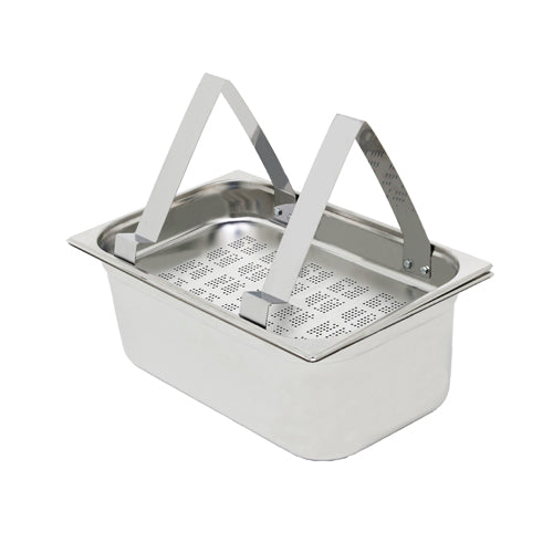 Mini Uncapping Tray with Stainless Steel Sieve