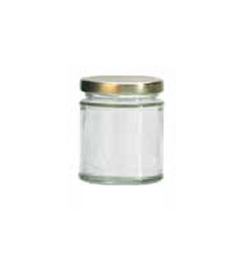 Plain Honey Jar 250g (190ml) - Case of 12