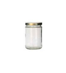 Plain Honey Jar 500g (375ml) - Case of 12