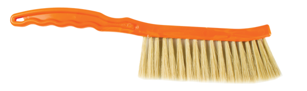 Bee brush, Short plastic handle