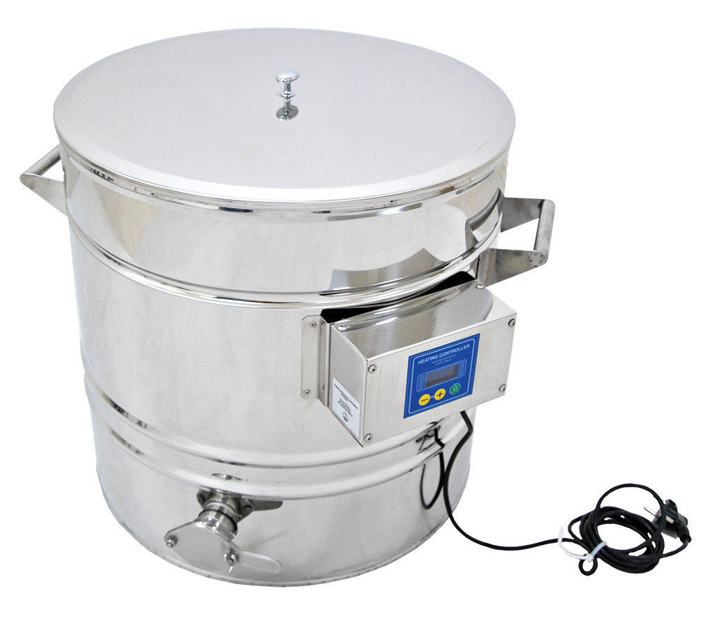 Honey Settler & Heater 200L (~270kg)