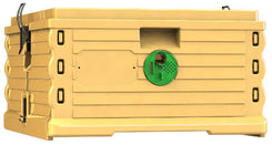 Apimaye Deep Hive body with 10 handy frames
