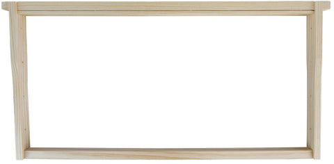 Deep Wooden Frame for Wax Foundation