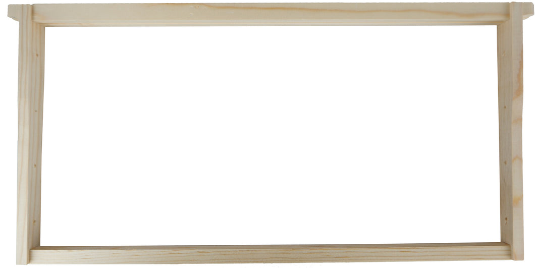 Deep Wooden Frame for Plastic Foundation (10pk)