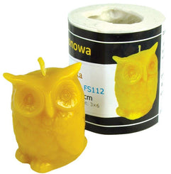 Little Owl Candle Mold