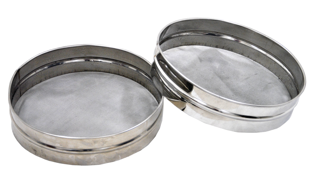 Stainless Steel Sieve for Settlers
