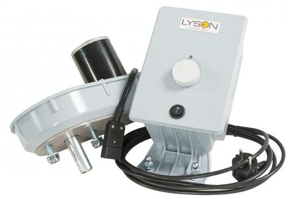 Conversion kit - Manual to Electric Extractor