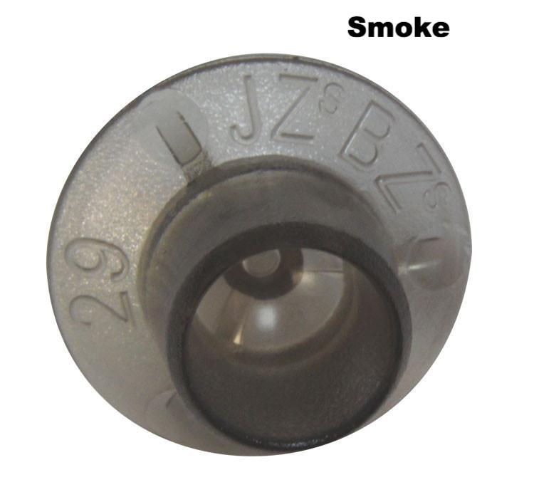 Base Mount Cell Cups - 1000 Pack - Smoke
