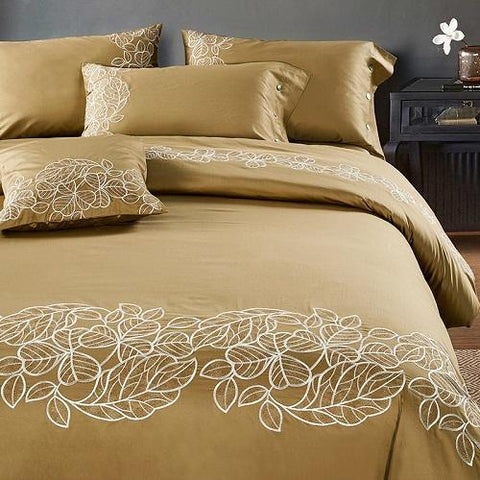 Cool Tees And Things 4 Pcs Luxury Royal Bedding Sets With