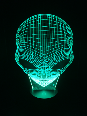 Alien Led Night Light