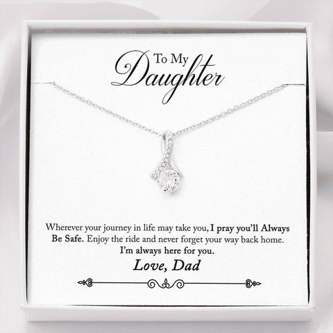 TO MY DAUGHTER FROM DAD- PENDANT COOL TEES AND THINGS