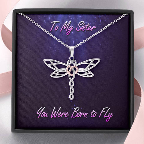 To My Sister- You Were Born to Fly