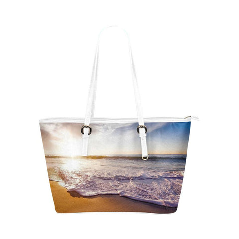 Beautiful Beach Lovers Tote - Cool Tees and Things