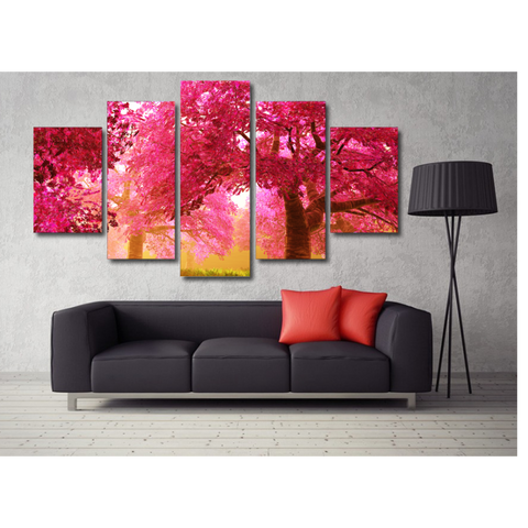 Beautiful Cherry Blossoms-Medium-Not Framed-Cool Tees & Things