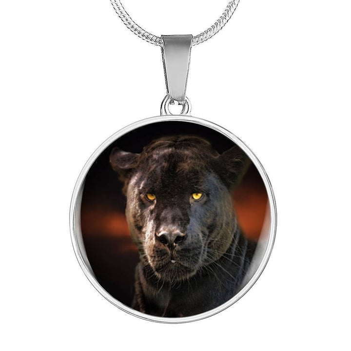Black Panther Pendant - Cool Tees and Things