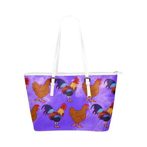 Chickens Tote Bag - Cool Tees and Things