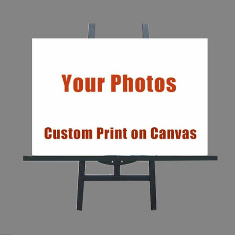 Custom 1 Panel Canvas Prints - Cool Tees and Things