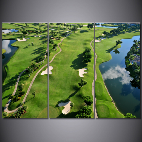Florida Golf Course - Cool Tees and Things