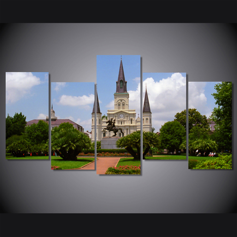 Jackson Square New Orleans - Cool Tees and Things