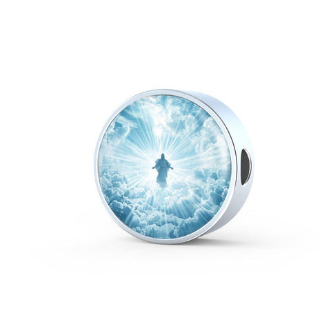 Jesus Is Coming Limited Edition Charm - Cool Tees and Things