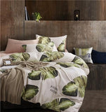 Luxury Egyptian Cotton Bedding Set. Bohemian Duvet Cover and Pillowcases-Cool Tees and Things