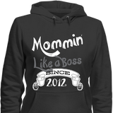 Mommin Like A Boss - Cool Tees and Things