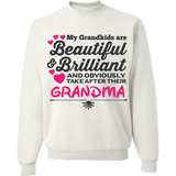 My Grandkids are Beautiful and Brilliant - Cool Tees and Things