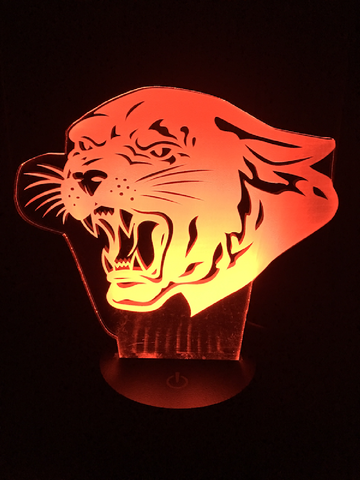 Panther Led Night Light
