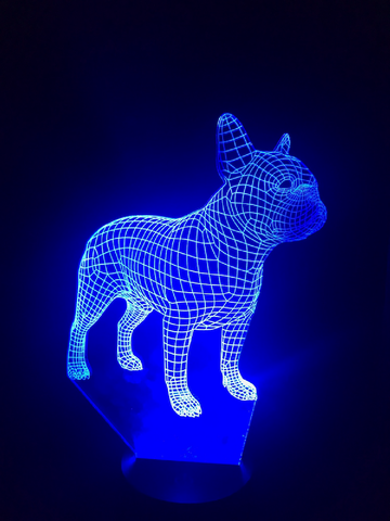 Pug Led Night Light