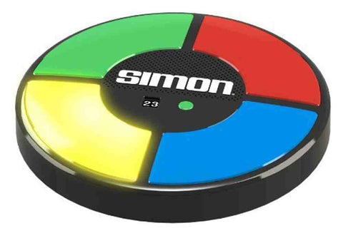 Simon Game Basic Fun - Cool Tees and Things
