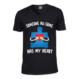 Someone Au-Some Has My Heart - Cool Tees and Things