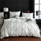 Stunning Luxury Duvet Cover and Pillowcase Bedding Set. 2-3 pcs Twin-Queen-King