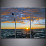 Sunrise Fishing - Cool Tees and Things
