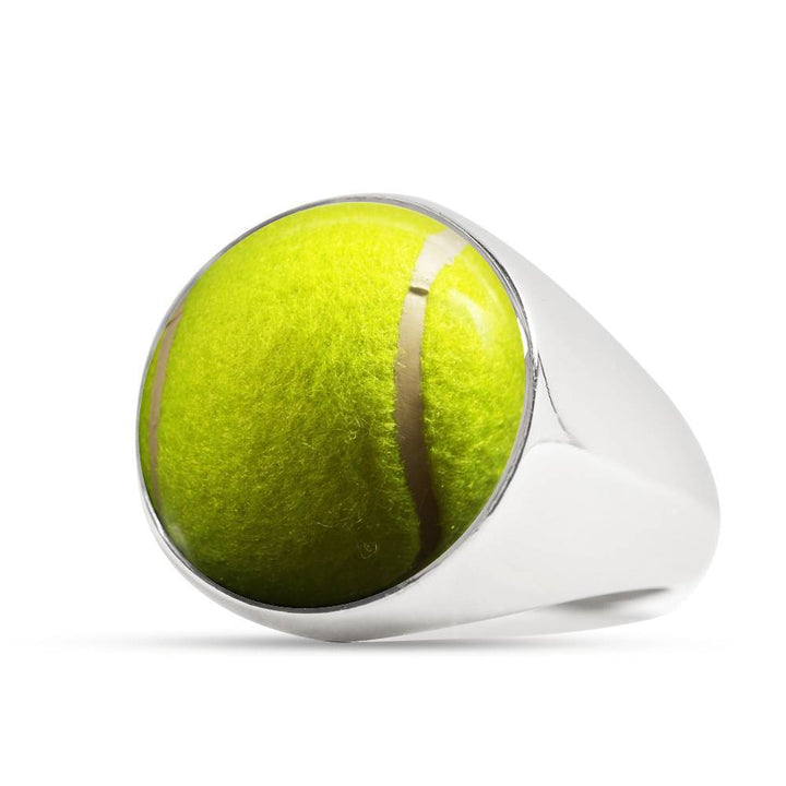 Tennis Luxury Ring - Cool Tees and Things