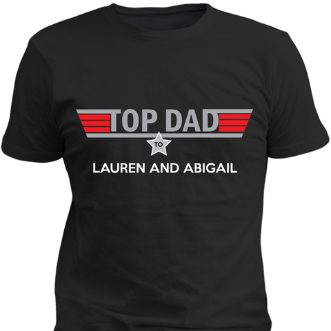 Top Dad - Cool Tees and Things