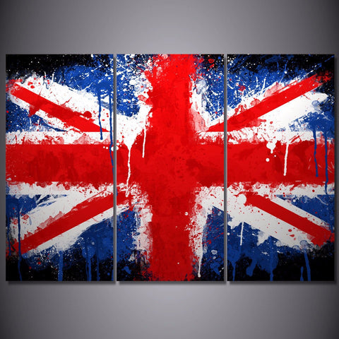 Union Jack-Medium-Not Framed-Cool Tees & Things