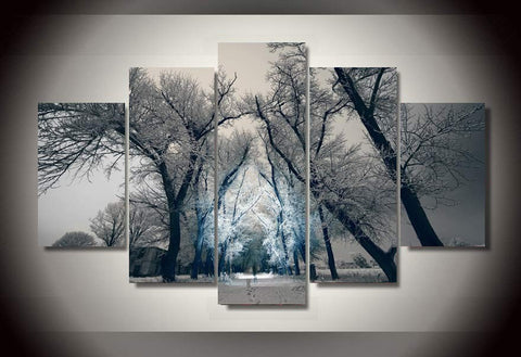Winter Lovers Landscape - Cool Tees and Things