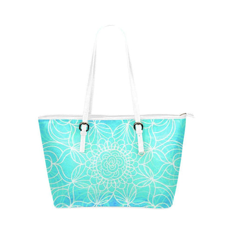 Yoga Mandala Tote - Cool Tees and Things
