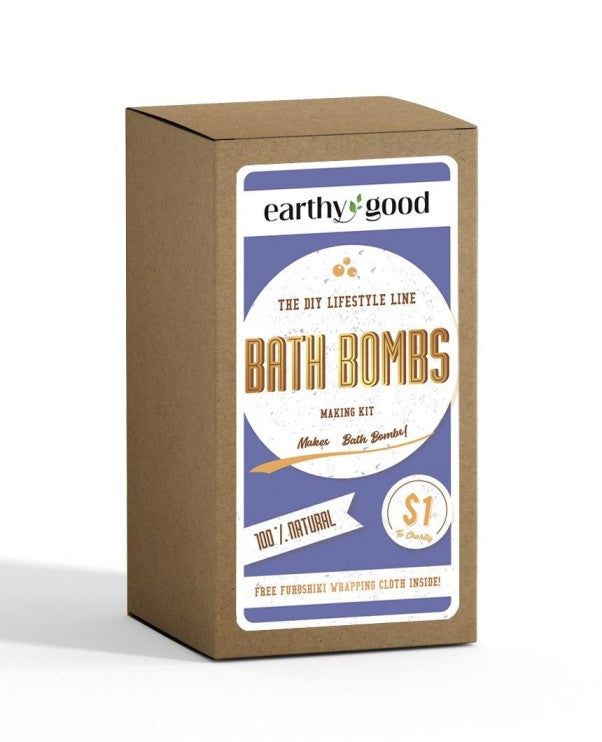 All-Natural DIY Bath Bomb Kit