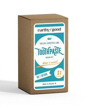 All-Natural DIY Toothpaste Kit