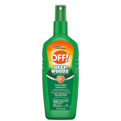 OFF! Deep Woods Variety Pack, Travel Size, 1 ct