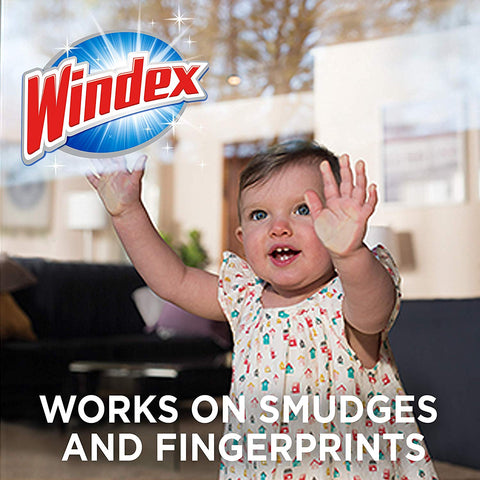 Windex Flat Pack Wipes, 28-Count