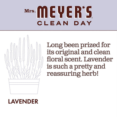 Mrs. Meyer's Clean Day Hand Sanitizer, Lavender, 2 fl oz