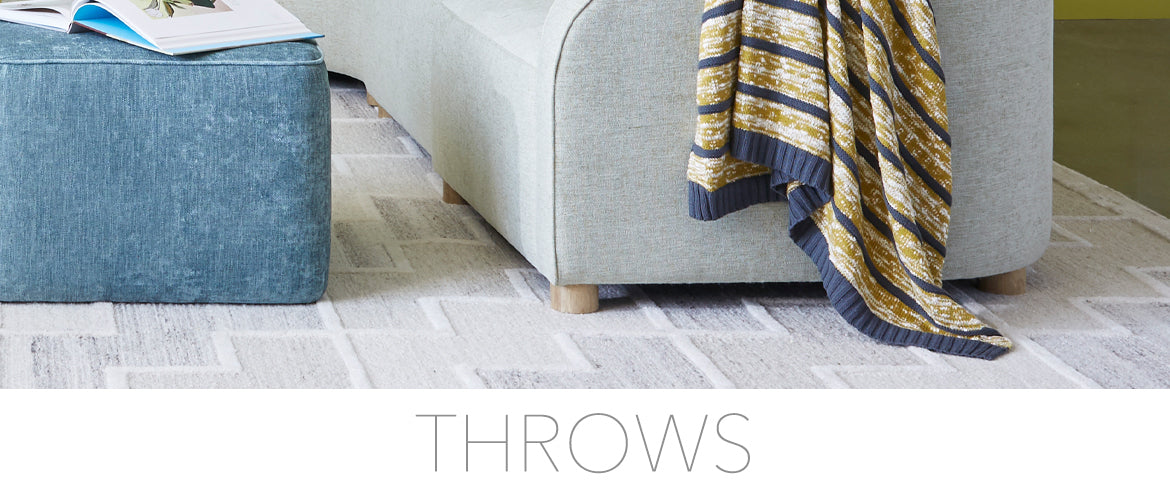 Sarah Richardson for Palliser | THROWS