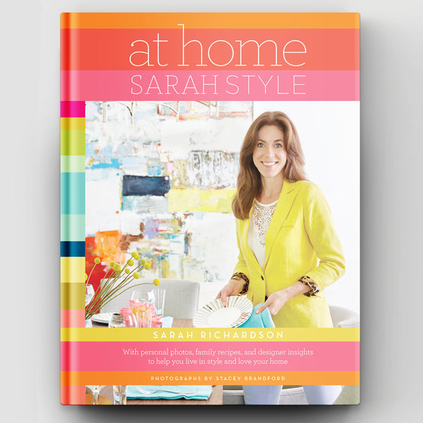 Signed copy! At Home: Sarah Style