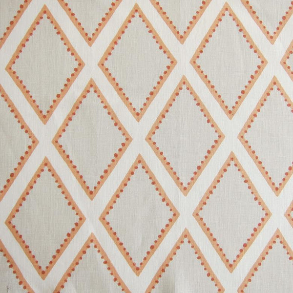 Brookhaven Coral Fabric