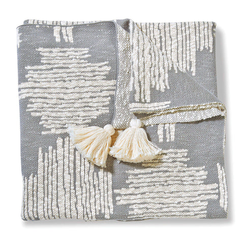 Cabana Stone Throw Blanket