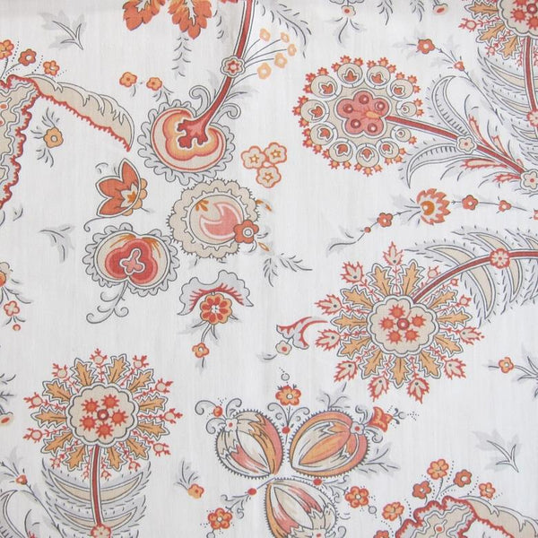 Cottingham Coral Fabric
